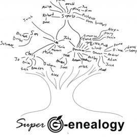 Super G-neology